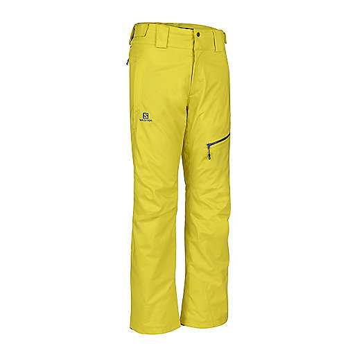 Express Pant M Light Alpha Yellow  L376386 SALOMON