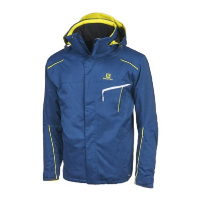 EXPRESS JKT M MIDNIGHT BLUE  L376390 SALOMON