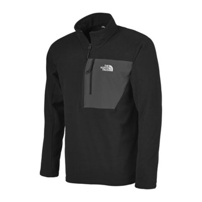 M TECH  100 1/2 ZIP  T0CUA3  THE NORTH FACE