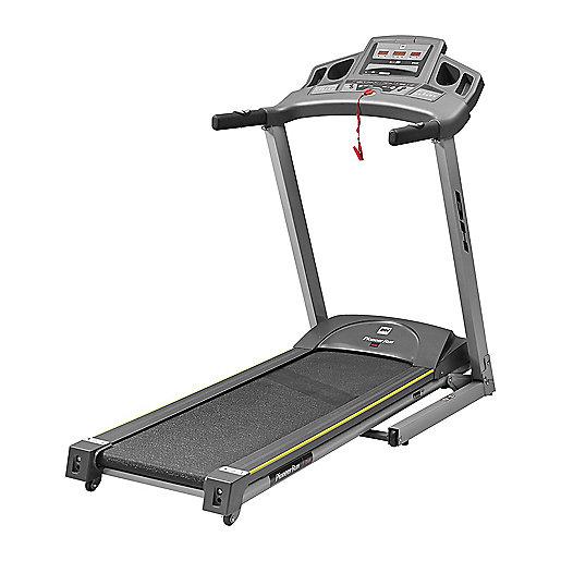 Tapis De Course Pionner Pro Dual Noir Gris Bh Fitness Intersport