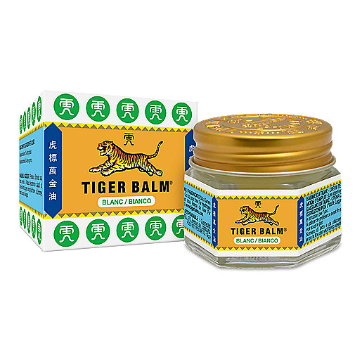 Baume blanc anti-inflammation 19 g Multicolore 0015351 BAUME DU TIGRE
