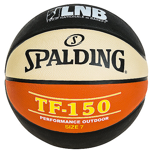 outlet for sale buying now footwear Ballon de basketball LNB Tf150 SPALDING