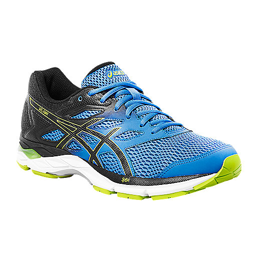 huge discount 265dd d103c Chaussures de running homme Gel Zone 6 Multicolore 011A582 ASICS