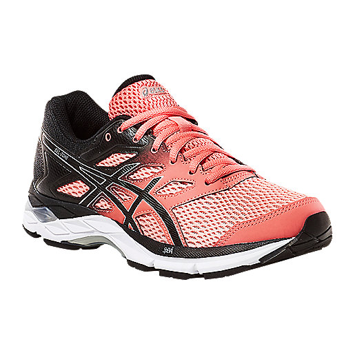 huge selection of 1e001 0c198 Chaussures de running femme Gel Zone 6 Multicolore 012A496 ASICS