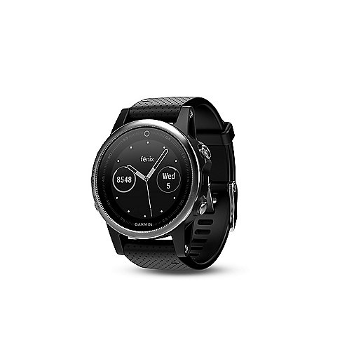 Montre GPS FENIX 5S HR Multicolore 0168502 GARMIN