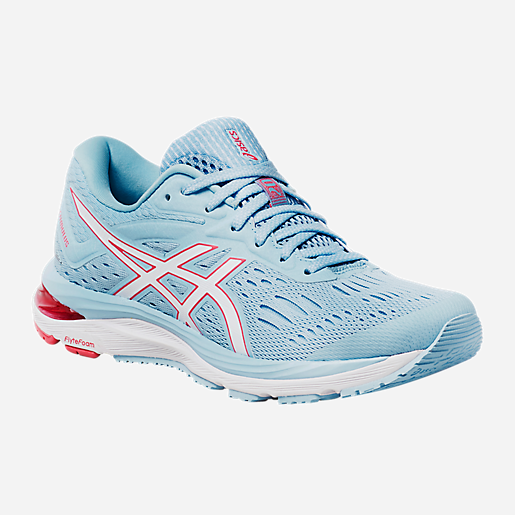 asics bleu intersport