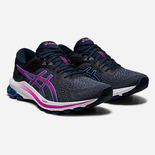 Chaussures De Running Femme Gt-1000 10 ASICS   INTERSPORT