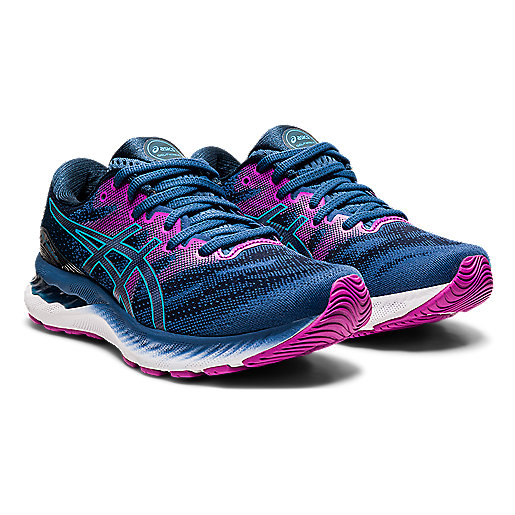 Chaussures De Running Femme Gel-Nimbus 23 ASICS   INTERSPORT