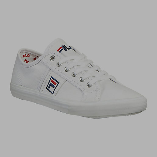 chaussure en toile fila homme