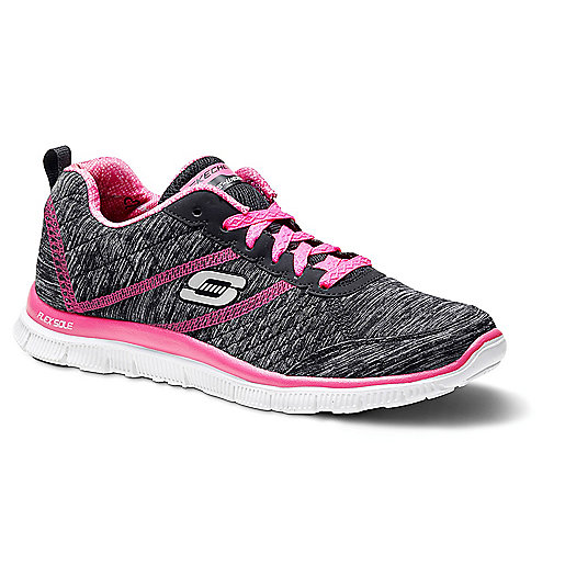 Femme Flex Pretty Fitness Appeal Skechers Chaussures XOiwPukTZ