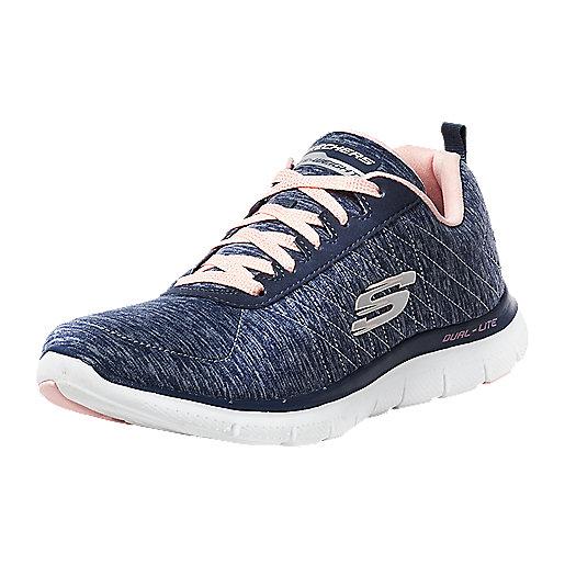 0 Femme De 2 SkechersIntersport Flex Appeal Training Chaussures P0wOn8k