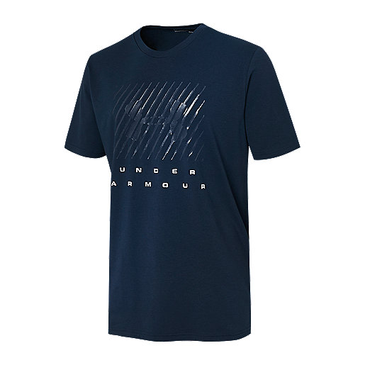 T-shirt manches courtes homme Branded multicolore 1318550 UNDER ARMOUR