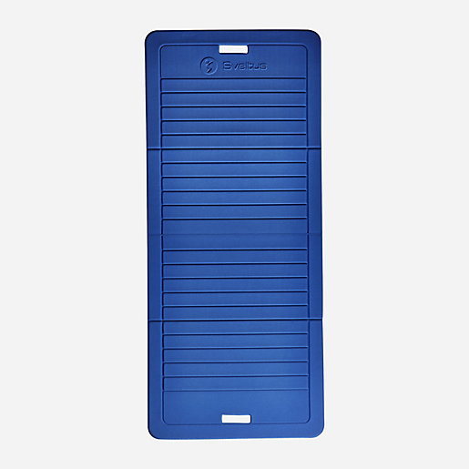 Tapis De Gym Pliable Sveltus Bleu Sveltus Intersport