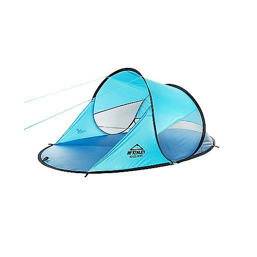 937d9a1e1a0a6 Tente de camping Bora Uv 40 Bleu 138894 MC KINLEY