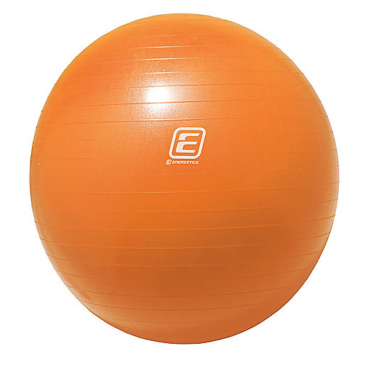 Ballon de fitness orange 145063  ENERGETICS