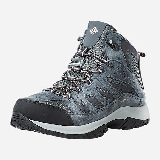 Chaussures de randonnée femme Crestwood Mid Waterproof COLUMBIA