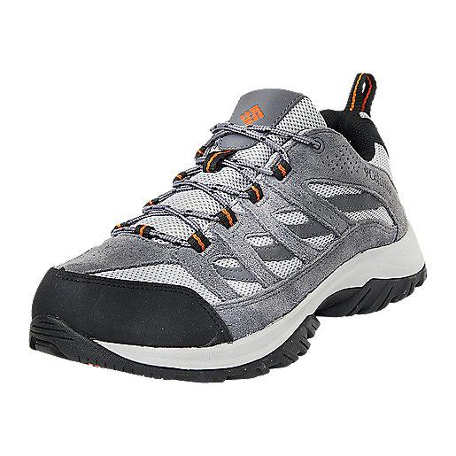 the best attitude b57d7 b495e Chaussures de randonnée homme Crestwood M Multicolore 178118 COLUMBIA