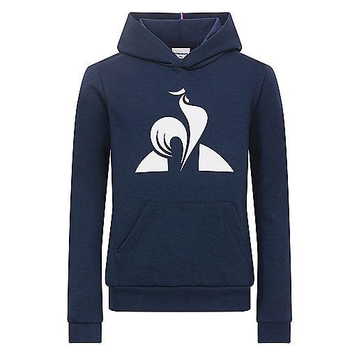 e8b0f1c3412 Sweatshirt à capuche enfant Essentiels N 1 Multicolore 1810731 LE COQ  SPORTIF