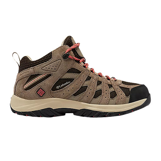 Chaussures de randonnée femme Canyon Point Mid Waterproof Multicolore 1813181 COLUMBIA