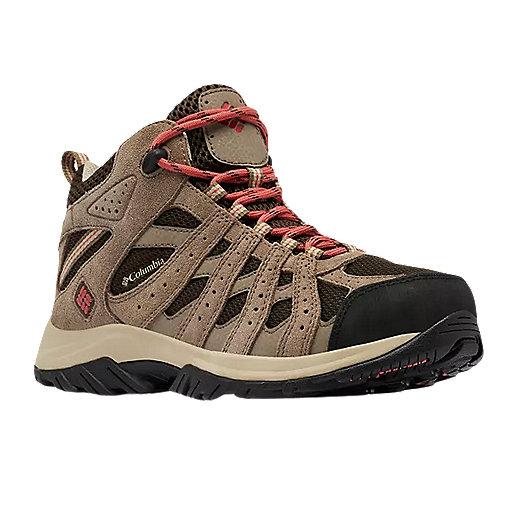 Columbia Canyon Point Mid Waterproof Chaussures de Randonn/ée Imperm/éables Femme