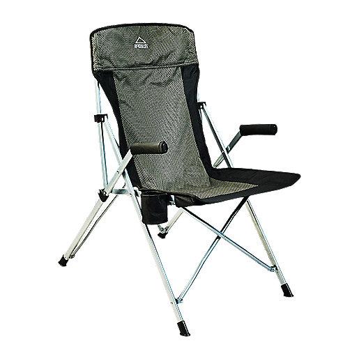 Chaise De Camping Pliante Tension Pro Mc Kinley