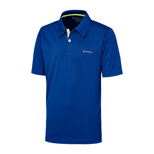 Polo de tennis manches courtes enfant Donald multicolore 187042  TECNO PRO