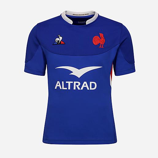 low price new appearance best place Maillot homme FFR XV de France 2019 LE COQ SPORTIF