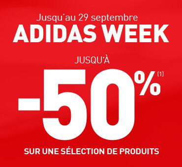 Chaussures et vêtements Adidas en promotion