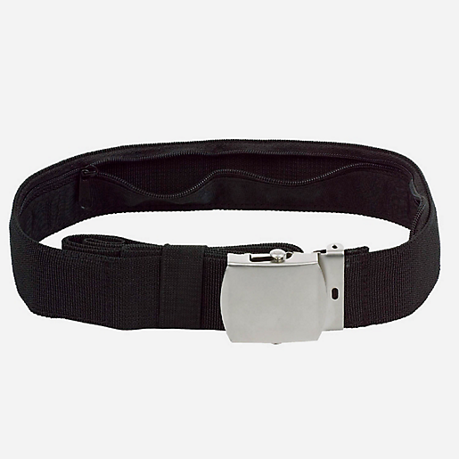 Ceinture Cache Billet NOIR MC KINLEY   INTERSPORT e1b8d3ba3da
