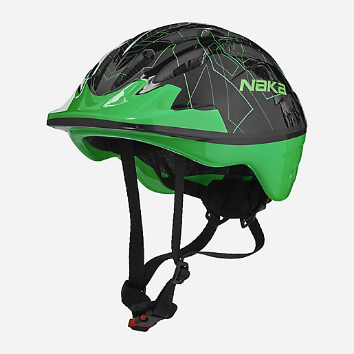 premium selection check out reliable quality Casque de vélo enfant Kid High Captain Naka NAKAMURA