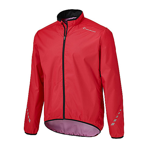 Veste coupe-vent homme Ecomax 17 Rouge 2248384 NAKAMURA