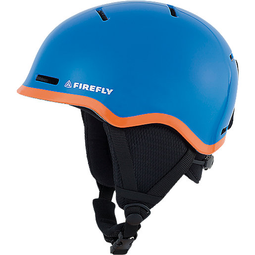 Casque de ski enfant Rocket YJ-20 bleu-orange 226616  FIREFLY