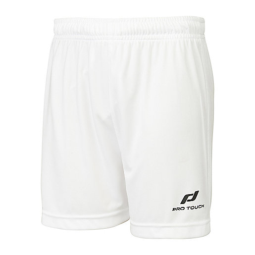 Short de football Basic blanc 2268813 PRO TOUCH