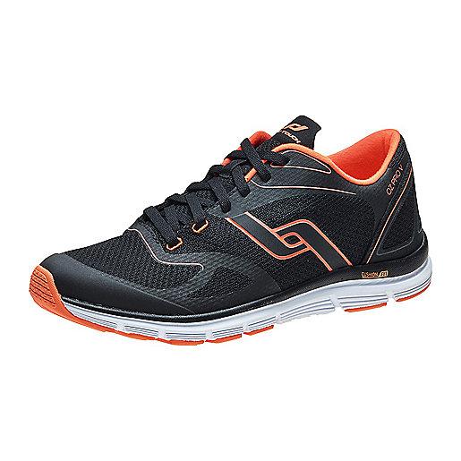 d43a659cd81e2 Chaussures de running homme Oz Pro V Noir-Orange 244054 PRO TOUCH