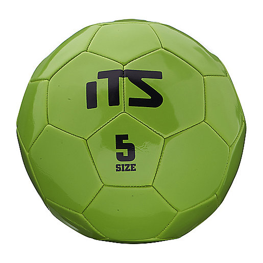 Ballon de football Goal vert 245538  ITS