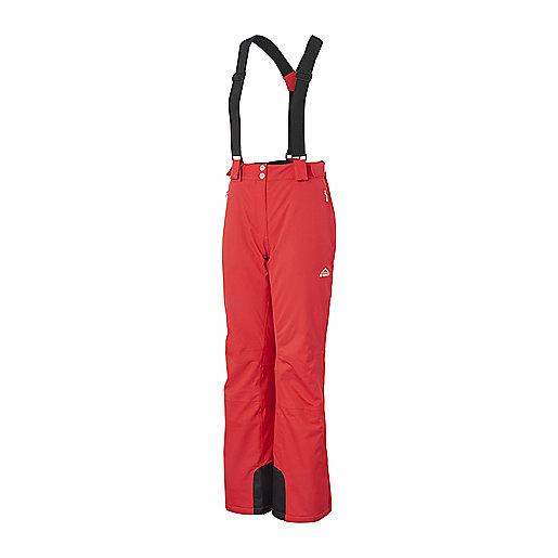 À Mc Femme De Ski Pantalon Kinley Stella Bretelles q3A54LRj