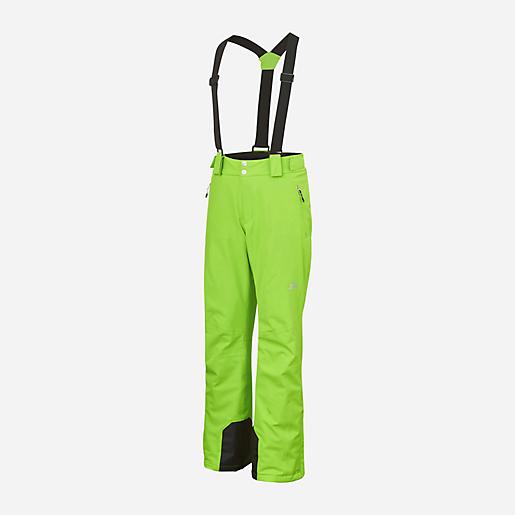 Pantalon Bretelles Homme De Kinley Vert Sem Intersport Mc À Ski xqrrwvIt