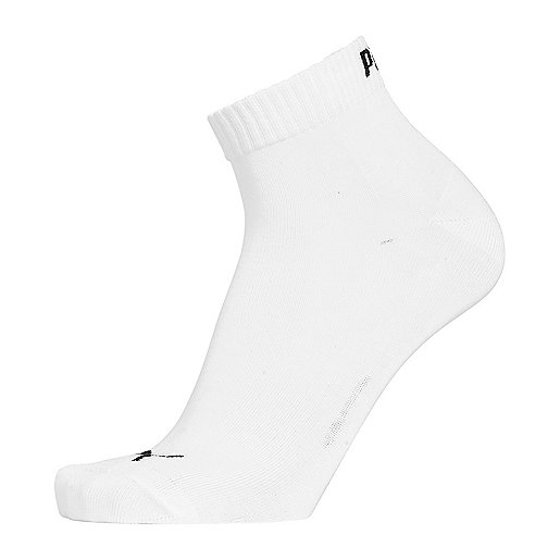Chaussettes adulte Training Quarter blanc 2510150 PUMA