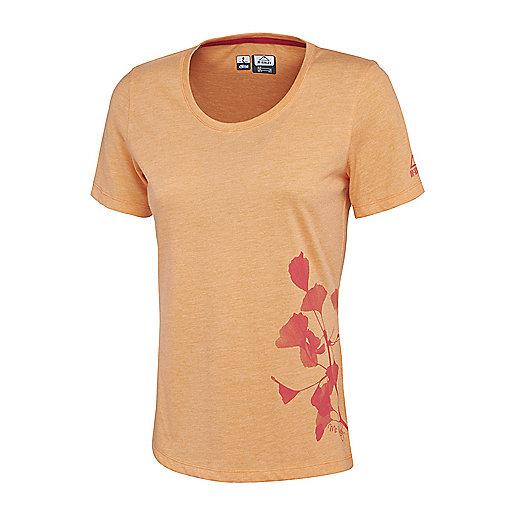 d8b43a04a91f2 T-shirt Manches Courtes Femme Seco MC KINLEY   INTERSPORT