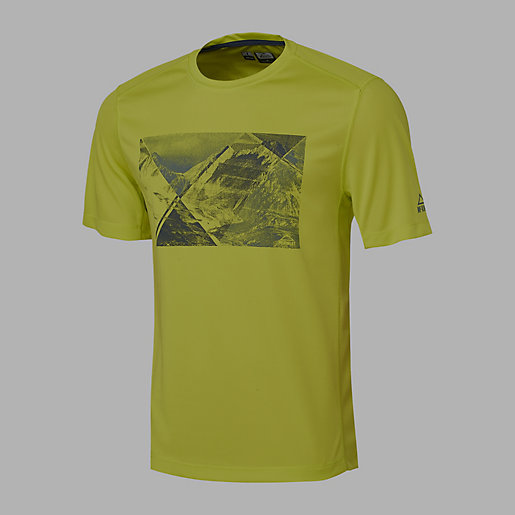 5417fb3c96b89 Tee-shirt manches courtes homme Solano MC KINLEY   INTERSPORT