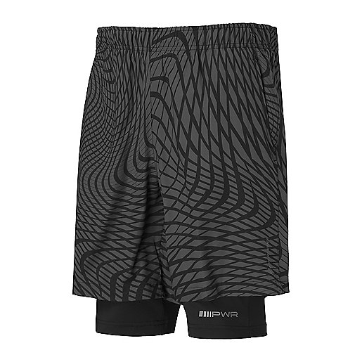 Short de training homme Freddie X Noir 258652  ENERGETICS