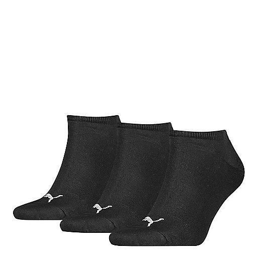 Chaussettes Homme Puma Unisex Sneaker Plain PUMA   INTERSPORT