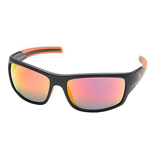 dc4a247862da7 Lunettes de soleil adulte Trekky 76555 Noir-Orange 266444 FIREFLY