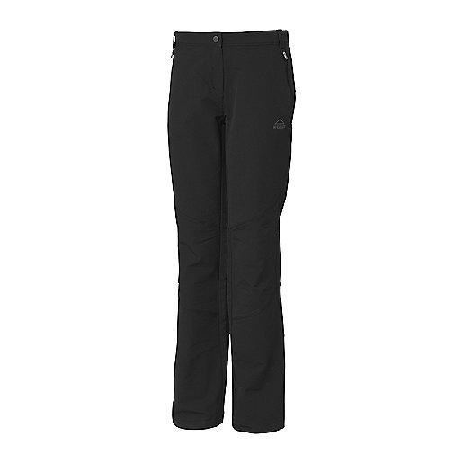 Pantalon de randonnée femme Yuba Noir 2677480 MC KINLEY baec098a1d3