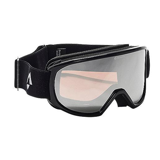 1e0362950a3086 Masque de ski homme Pulse 2.0 Mirror Noir 270442 TECNO PRO