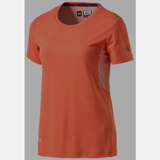 e51958b701c6c T-shirt Manches Courtes Femme Ponca II MC KINLEY   INTERSPORT