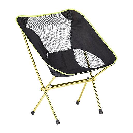 Chaise De Camping Pliable Lt Mc Kinley