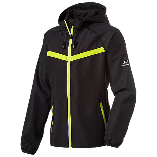 Veste de running zippée enfant Tobago multicolore 280539  PRO TOUCH
