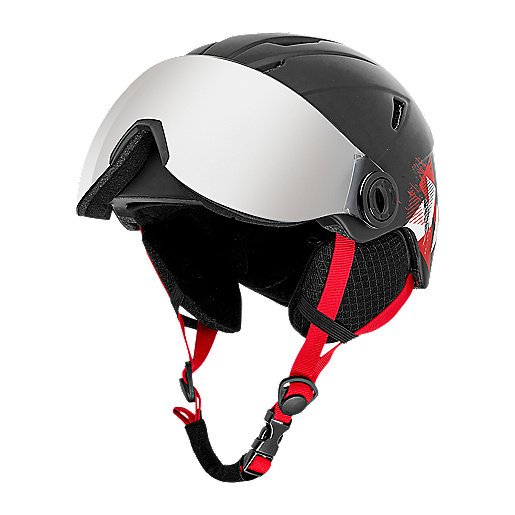 Casque De Ski Avec Visière Enfant Pulse S3 Hs 016 Tecno Pro Intersport