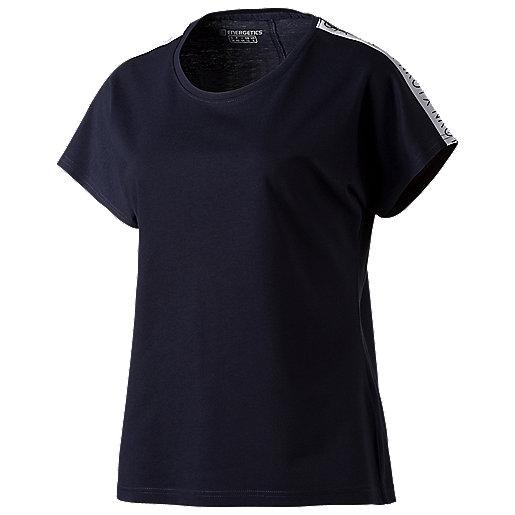 T-shirt manches courtes femme Lorraine Multicolore 286039 ENERGETICS 26331e14a60